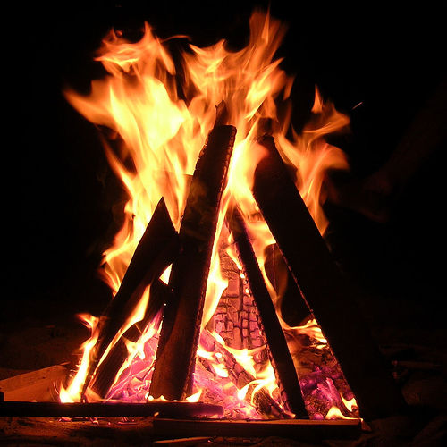 A well tended fire burns neither too hot nor too cold. How do you prefer your romances?