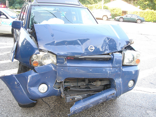Ooops! Fail! To achieve driving success, you will have to learn from this experience, and try again.